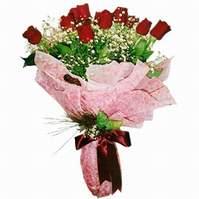 Diyarbakır yurtiçi ve yurtdışı çiçek siparişi  12 adet kirmizi kalite gül