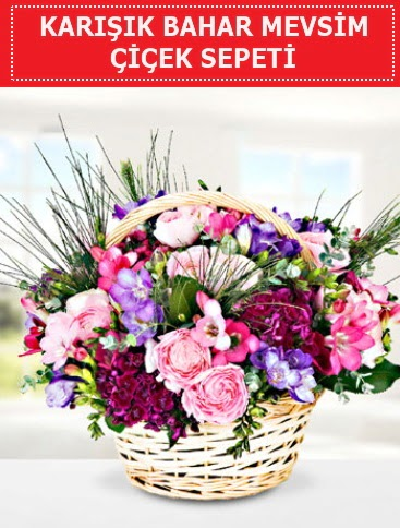 Karışık mevsim bahar çiçekleri  Diyarbakır çiçek mağazası , çiçekçi adresleri