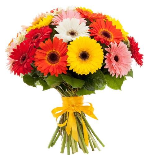 Gerbera demeti buketi  Diyarbakır çiçek online çiçek siparişi
