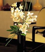 Diyarbakır çiçek yolla , çiçek gönder , çiçekçi   cam yada mika vazo içerisinde dal orkide