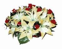 yapay karisik çiçek sepeti   Diyarbakır İnternetten çiçek siparişi