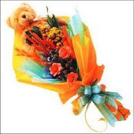 ayicik gül ve kir çiçekleri   Diyarbakır güvenli kaliteli hızlı çiçek