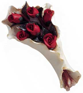 6 adet sadece gül buket   Diyarbakır uluslararası çiçek gönderme