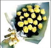 sari güllerden sade buket  Diyarbakır çiçek servisi , çiçekçi adresleri