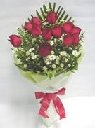 12 adet gül ve kir çiçekleri   Diyarbakır çiçek servisi , çiçekçi adresleri