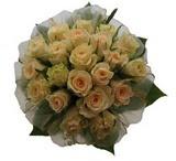 12 adet sari güllerden buket   Diyarbakır çiçek satışı