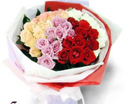 SEVENLERE ÖZEL 51 ADET GÜL  Diyarbakır online çiçekçi , çiçek siparişi