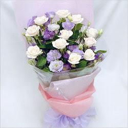 Diyarbakır online çiçekçi , çiçek siparişi  BEYAZ GÜLLER VE KIR ÇIÇEKLERIS BUKETI