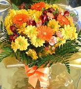 Diyarbakır kaliteli taze ve ucuz çiçekler  karma büyük ve gösterisli mevsim demeti