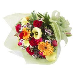 karisik mevsim buketi   Diyarbakır online çiçek gönderme sipariş