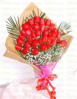 13 adet kirmizi gül buketi   Diyarbakır 14 şubat sevgililer günü çiçek