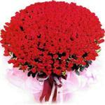 Diyarbakır online çiçek gönderme sipariş  1001 adet kirmizi gülden çiçek tanzimi