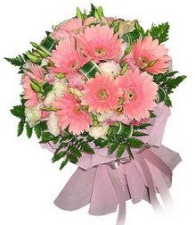Diyarbakır çiçekçi telefonları  Karisik mevsim çiçeklerinden demet