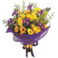 Diyarbakır uluslararası çiçek gönderme  Karisik mevsim demeti karisik çiçekler