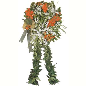 Cenaze çiçek , cenaze çiçekleri , çelengi  Diyarbakır çiçek , çiçekçi , çiçekçilik