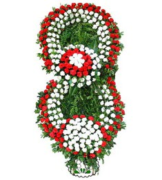 Görsel Cenaze çiçek , cenaze çiçek , çelengi  Diyarbakır çiçek satışı