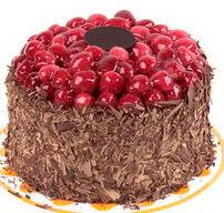 çikolatali franbuazli yas pasta 4 ila 6  Diyarbakır anneler günü çiçek yolla
