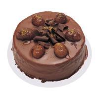 Kestaneli çikolatali yas pasta  Diyarbakır çiçek servisi , çiçekçi adresleri