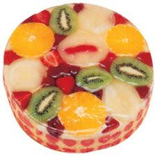 Meyvali 4 ile 6 kisilik yas pasta leziz  Diyarbakır kaliteli taze ve ucuz çiçekler