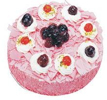 Sahane Tat yas pasta frambogazli yas pasta  Diyarbakır uluslararası çiçek gönderme