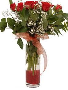 9 gül sevdiklerinize  Diyarbakır çiçek online çiçek siparişi
