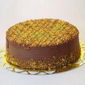 sanatsal pastaci 4 ile 6 kisilik krokan çikolatali yas pasta  Diyarbakır çiçek gönderme