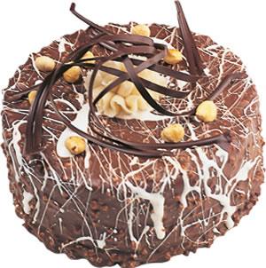 pasta satisi 4 ile 6 kisilik çikolatali yas pasta  Diyarbakır cicekciler , cicek siparisi