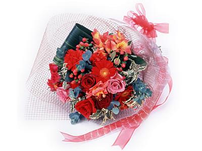 Karisik buket çiçek modeli sevilenlere  Diyarbakır çiçek satışı