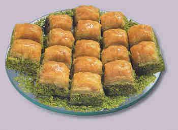 pasta tatli satisi essiz lezzette 1 kilo fistikli baklava  Diyarbakır İnternetten çiçek siparişi
