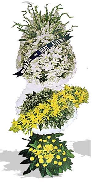 Dügün nikah açilis çiçekleri sepet modeli  Diyarbakır çiçek servisi , çiçekçi adresleri