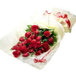 Çiçek gönderme 13 adet kirmizi gül buketi  Diyarbakır çiçek online çiçek siparişi