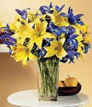 Diyarbakır ucuz çiçek gönder  Lilyum ve mevsim  çiçegi özel