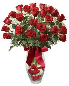 17 adet essiz kalitede kirmizi gül  Diyarbakır internetten çiçek satışı