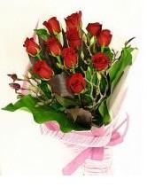 11 adet essiz kalitede kirmizi gül  Diyarbakır ucuz çiçek gönder