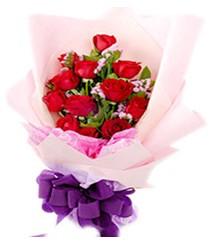 7 gülden kirmizi gül buketi sevenler alsin  Diyarbakır uluslararası çiçek gönderme