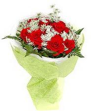 Diyarbakır çiçek servisi , çiçekçi adresleri  7 adet kirmizi gül buketi tanzimi