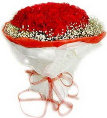 Diyarbakır çiçek yolla , çiçek gönder , çiçekçi   41 adet kirmizi gül buketi