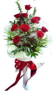 Diyarbakır çiçek mağazası , çiçekçi adresleri  10 adet kirmizi gül buketi demeti