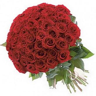 Diyarbakır internetten çiçek siparişi  101 adet kırmızı gül buketi modeli