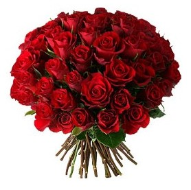 Diyarbakır çiçek servisi , çiçekçi adresleri  33 adet kırmızı gül buketi