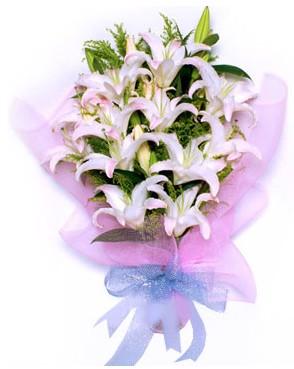 5 dal kazablankadan muhteşem buket  Diyarbakır kaliteli taze ve ucuz çiçekler