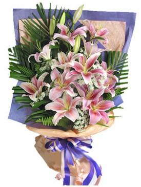 7 dal kazablankadan görsel buket  Diyarbakır çiçekçiler