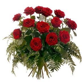 Diyarbakır online çiçekçi , çiçek siparişi  15 adet kırmızı gülden buket