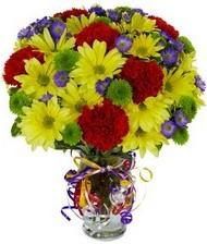 En güzel hediye karışık mevsim çiçeği  Diyarbakır kaliteli taze ve ucuz çiçekler
