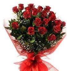 İlginç Hediye 21 Adet kırmızı gül  Diyarbakır İnternetten çiçek siparişi