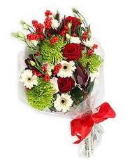 Kız arkadaşıma hediye mevsim demeti  Diyarbakır çiçek yolla