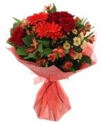 karışık mevsim buketi  Diyarbakır İnternetten çiçek siparişi