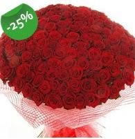 151 adet sevdiğime özel kırmızı gül buketi  Diyarbakır yurtiçi ve yurtdışı çiçek siparişi