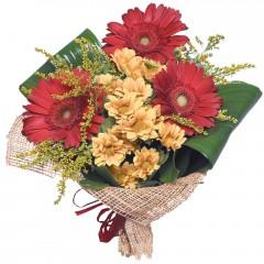 karışık mevsim buketi  Diyarbakır güvenli kaliteli hızlı çiçek