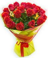 19 Adet kırmızı gül buketi  Diyarbakır çiçek gönderme sitemiz güvenlidir